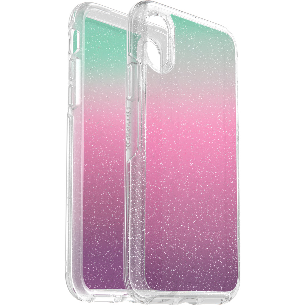 Otterbox Symmetry Clear Apple iPhone Xs Back Cover Gradient Energy
