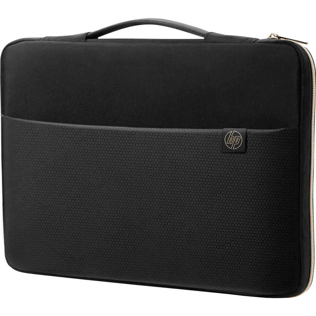 HP 15.6'' Carry Sleeve Black/Gold kopen