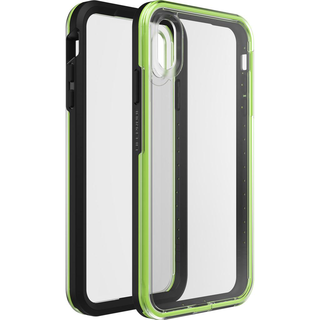 Lifeproof Slam Apple iPhone Xs Max Back Cover Groen