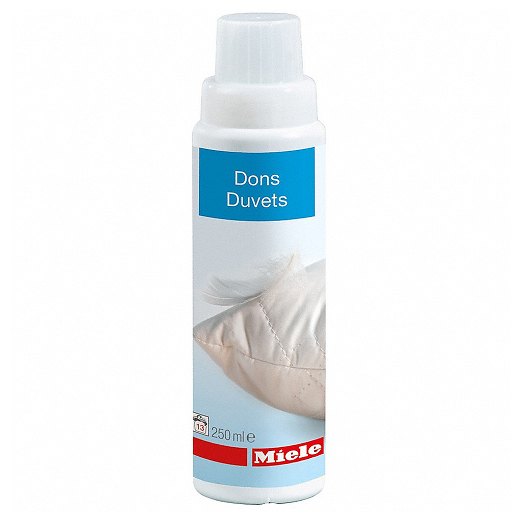 Miele Speciaal wasmiddel Dons 250 ml Wasmiddel