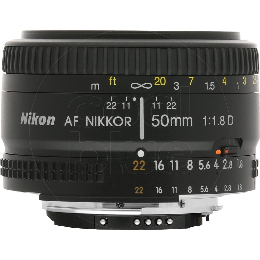 Nikon AF-D 50mm f/1.8