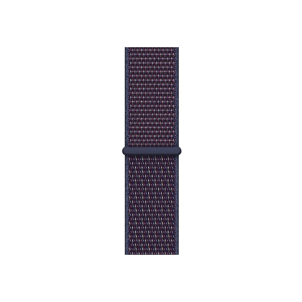 Apple Watch 44mm Nylon Sport Loop Horlogeband Indigo kopen