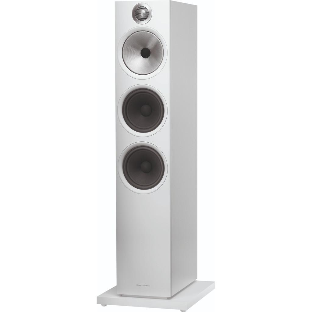 Afbeelding van Bowers & Wilkins 603 Wit (per stuk) hifi speaker