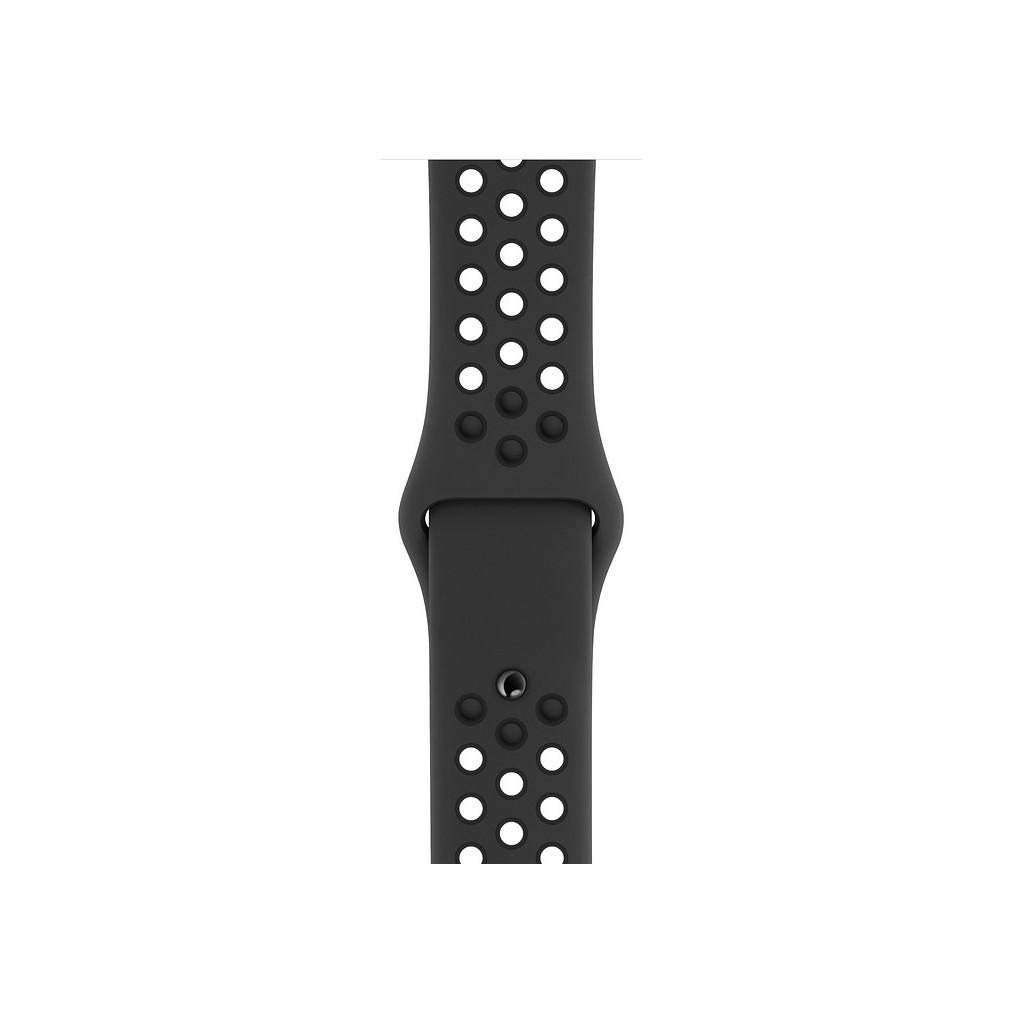 Apple Watch 40mm Siliconen Horlogeband Nike Sport Antraciet kopen