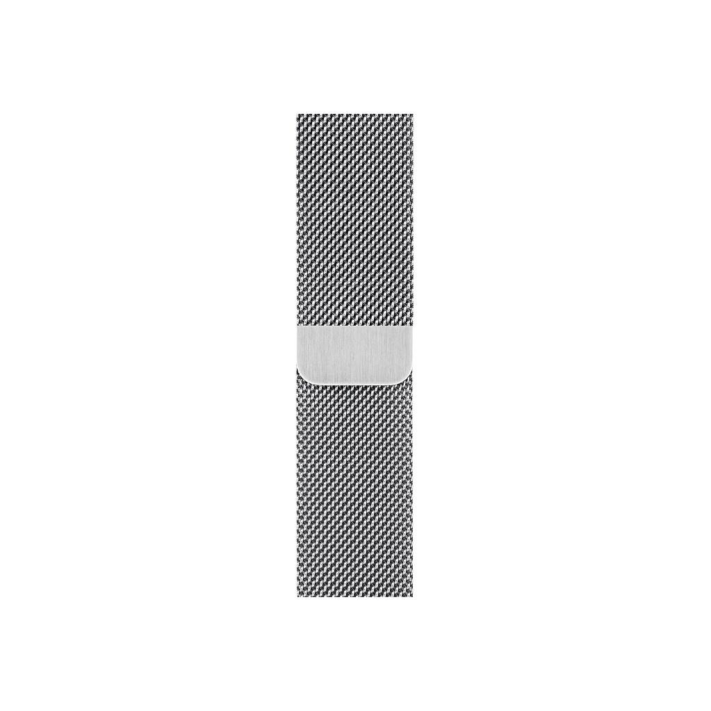 Apple Watch 44mm Polsband Milanees Zilver kopen