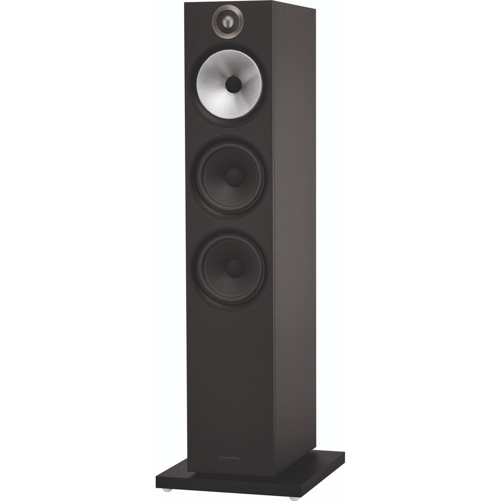 Afbeelding van Bowers & Wilkins 603 Zwart (per stuk) hifi speaker