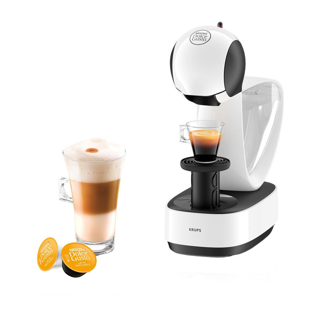 Image of Krups Dolce Gusto Infinissima KP1701 Wit