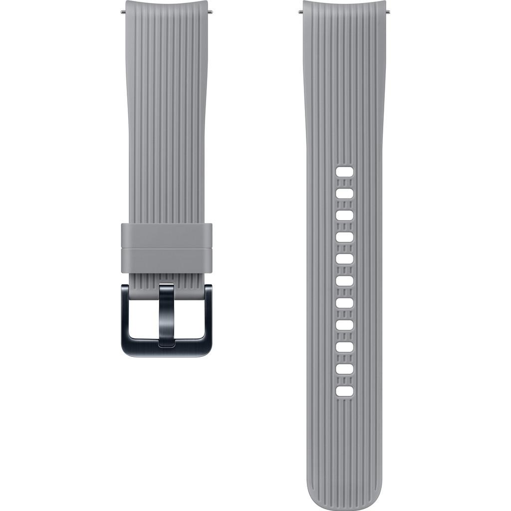 Samsung Galaxy Watch 42mm/Gear Sport Siliconen Horlogeband Grijs kopen