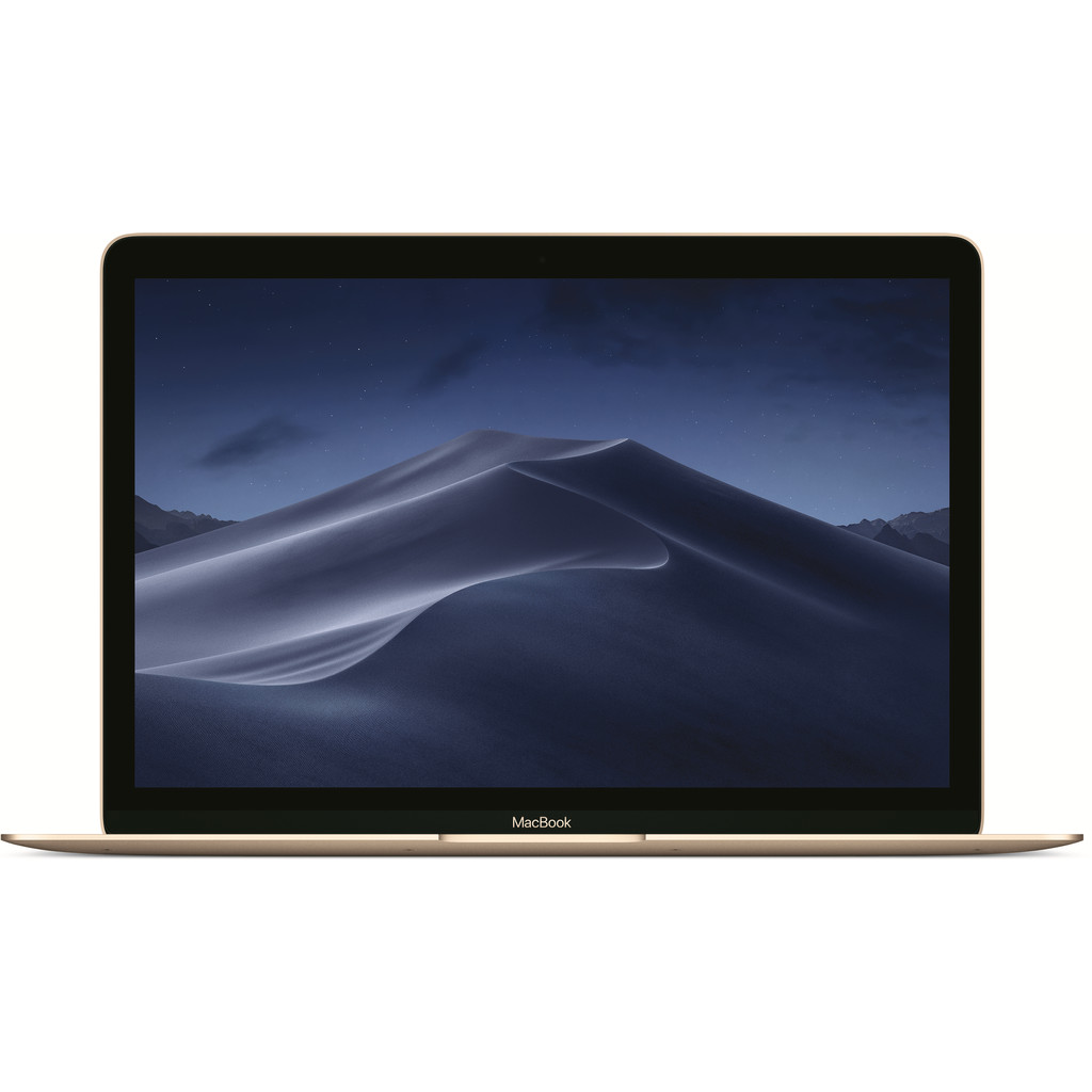 "Apple MacBook 12"" (2017) MNYL2N/A Gold kopen"