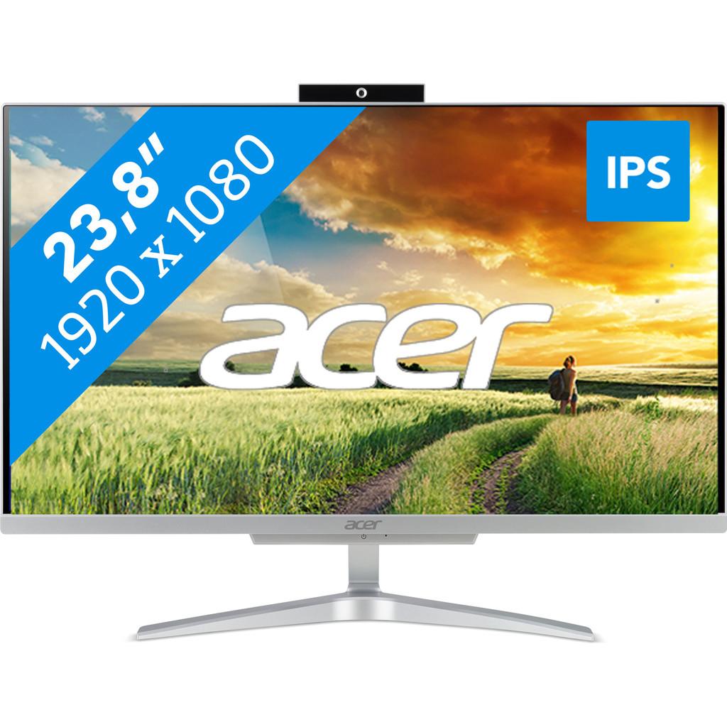 Afbeelding van Acer Aspire C24 865 I7628 NL All in One desktop