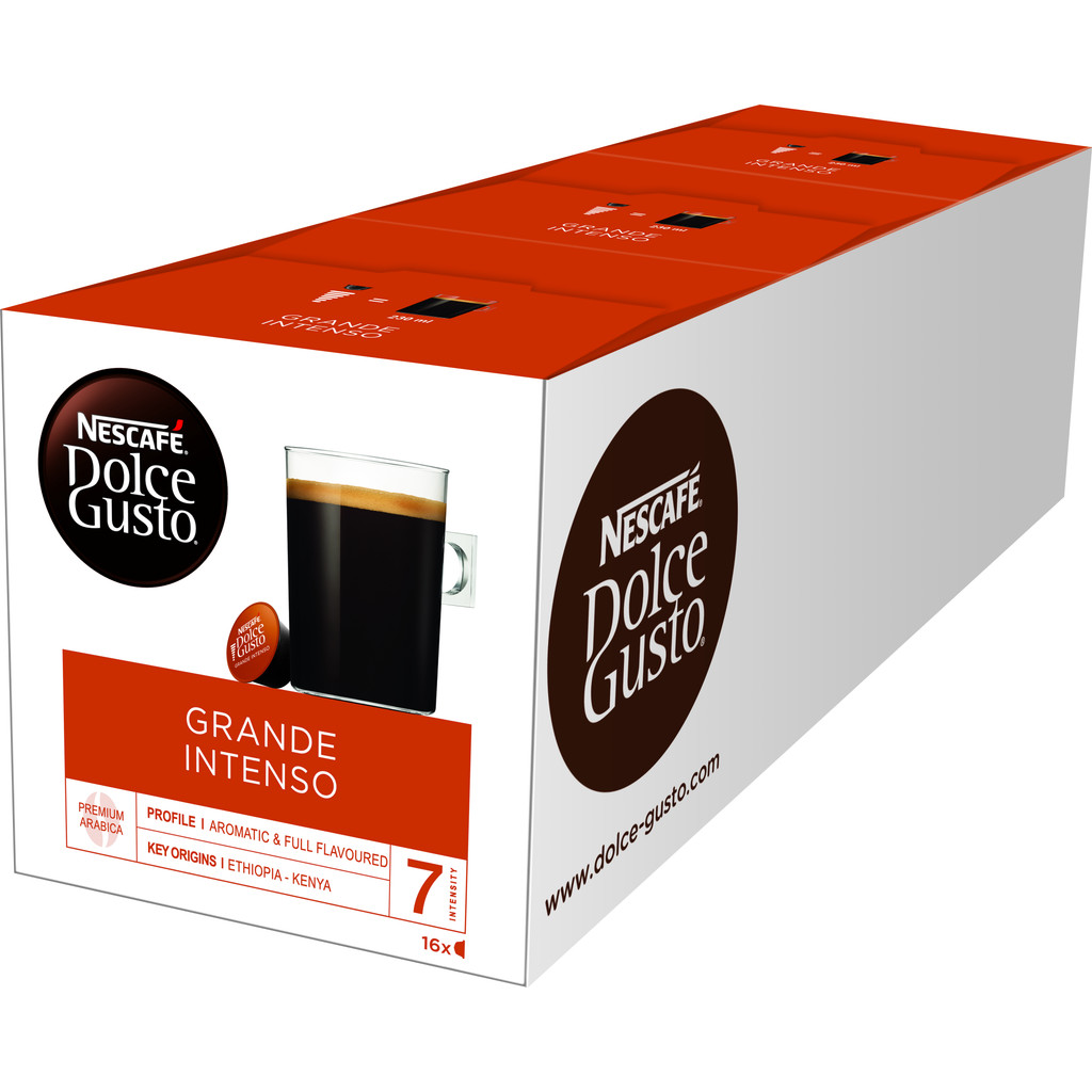 Dolce Gusto Grande Intenso 3 pack kopen