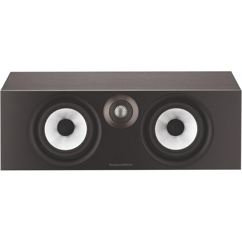 Afbeelding van Bowers & Wilkins HTM6 Zwart hifi speaker