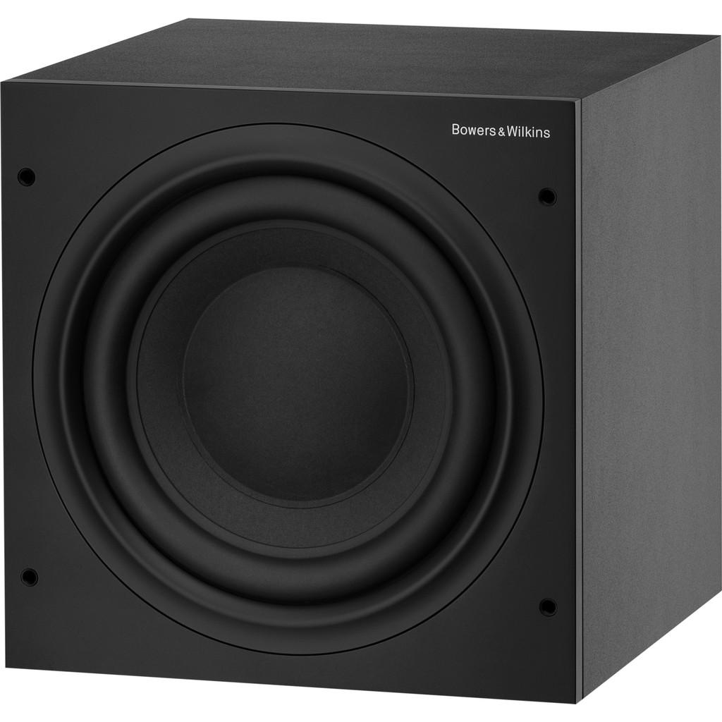 Afbeelding van Bowers & Wilkins ASW610 Zwart hifi speaker
