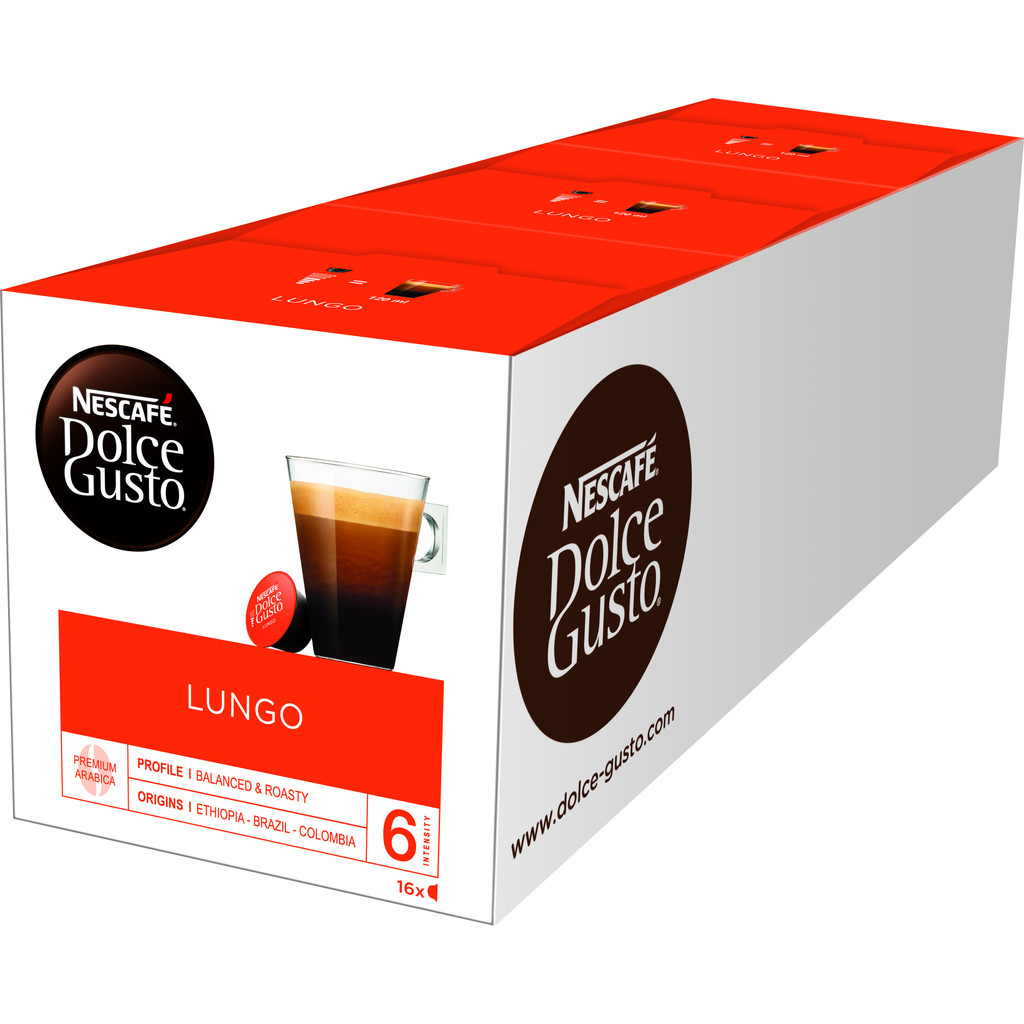 Dolce Gusto Lungo 3 pack kopen