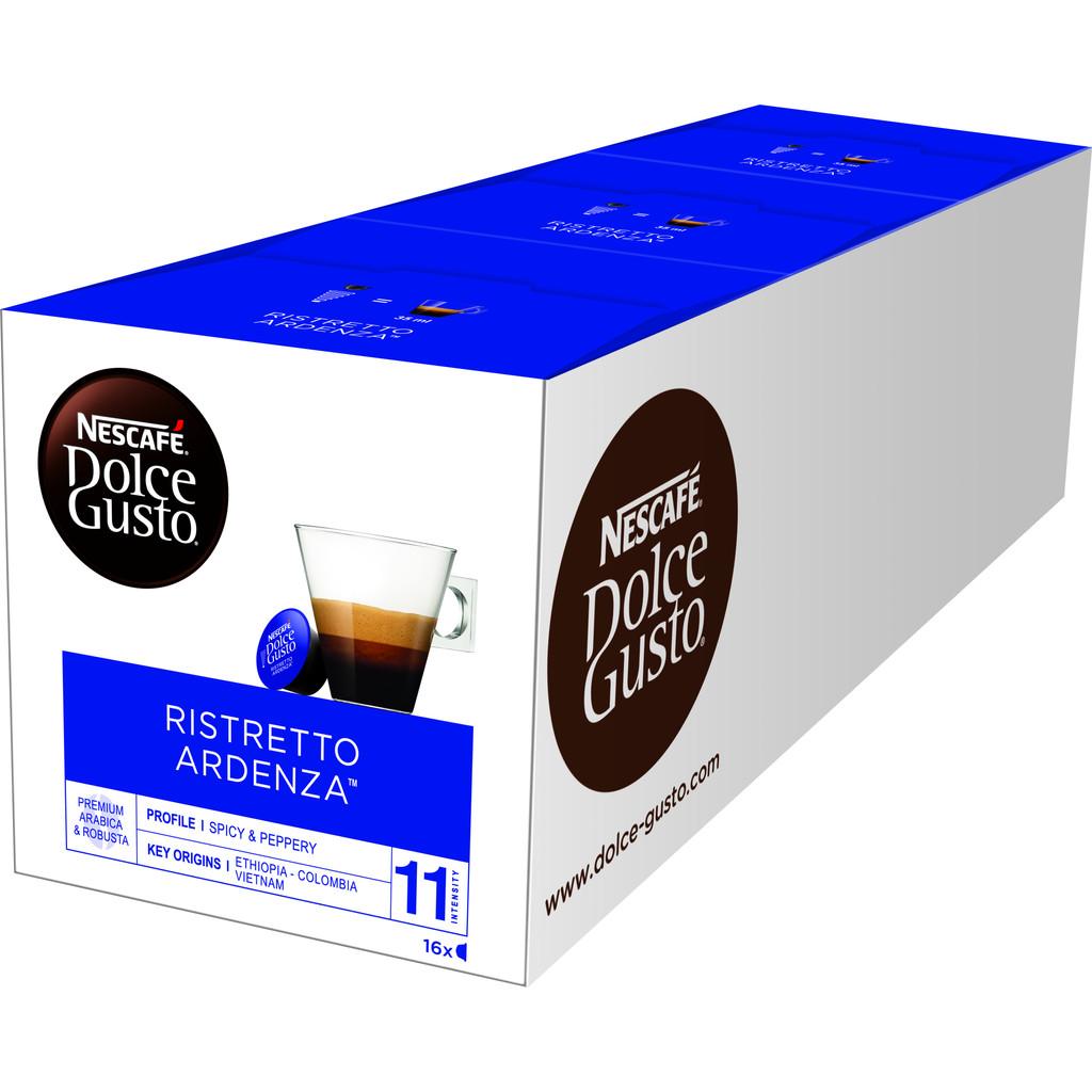 Dolce Gusto Espresso Ristretto Ardenza 3 pack kopen