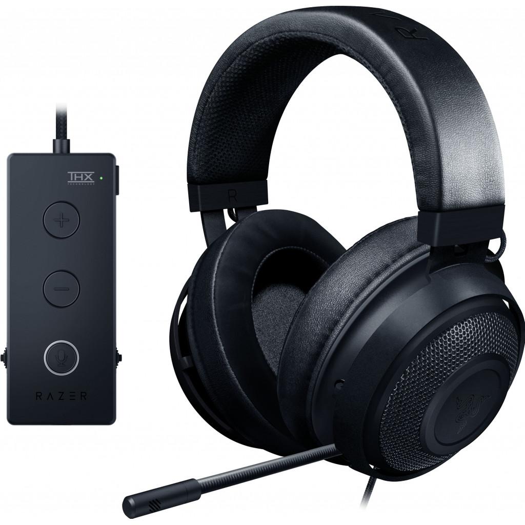 Razer Kraken Tournament Edition THX Gaming Headset Zwart kopen