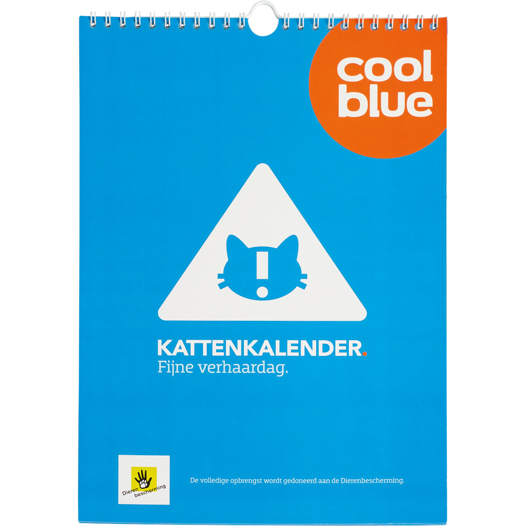 Coolblue Kattenkalender