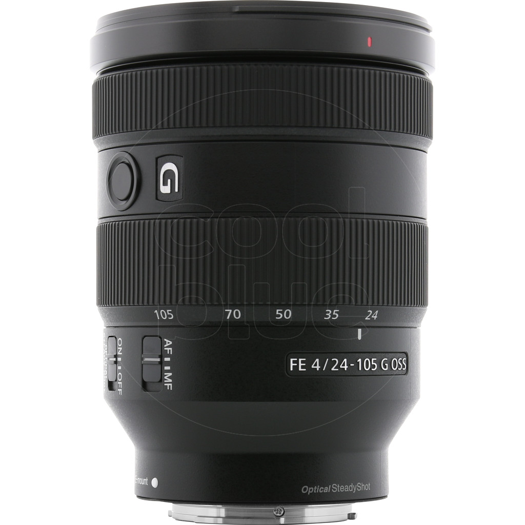 Image of Sony 24-105mm f/4 G OSS