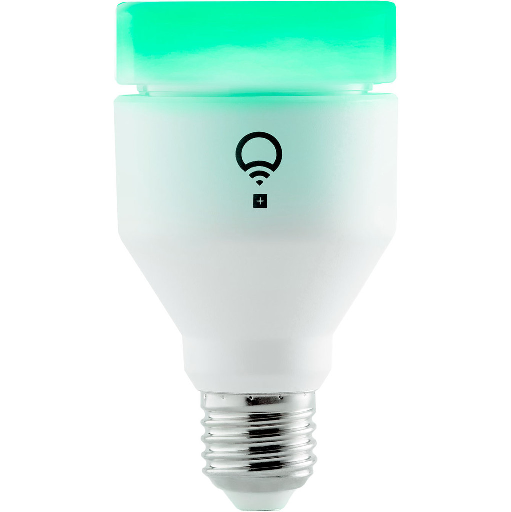 Image of LIFX + White & Color Inclusief Infrarood Licht E27