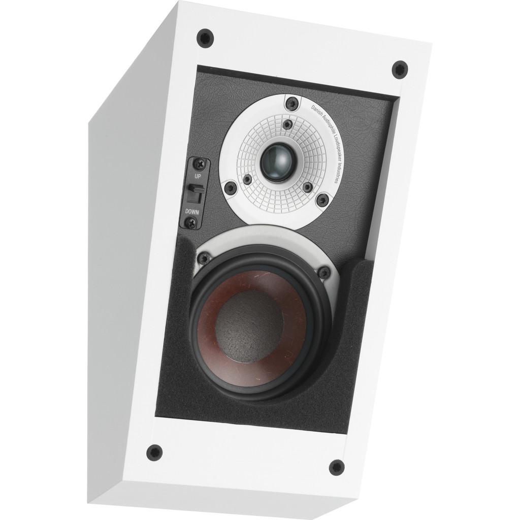 Afbeelding van Dali Alteco C 1 Wit (per paar) hifi speaker