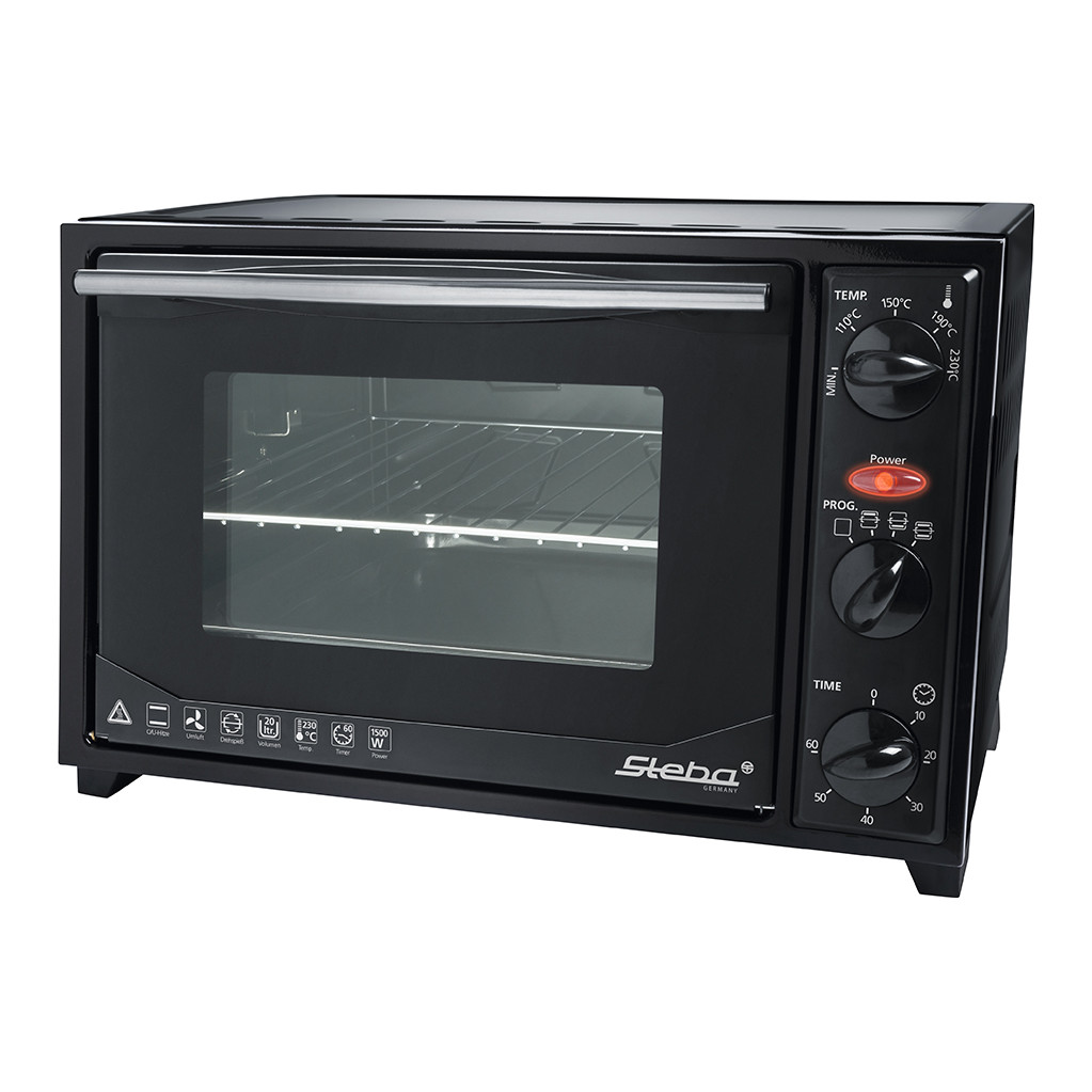 Steba KB27U.3 Vrijstaande ovens (mini ovens)