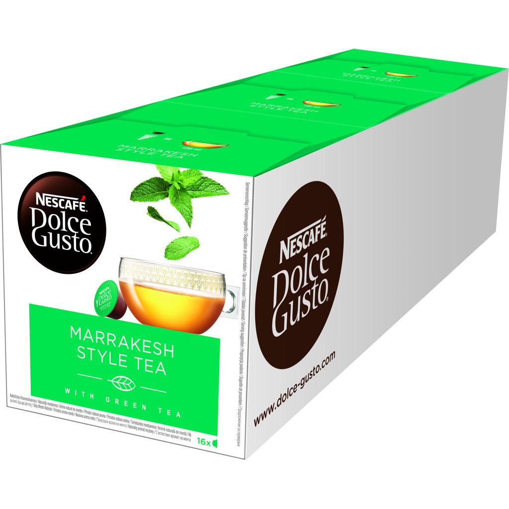 Dolce Gusto Marrakesh Tea 3 pack kopen