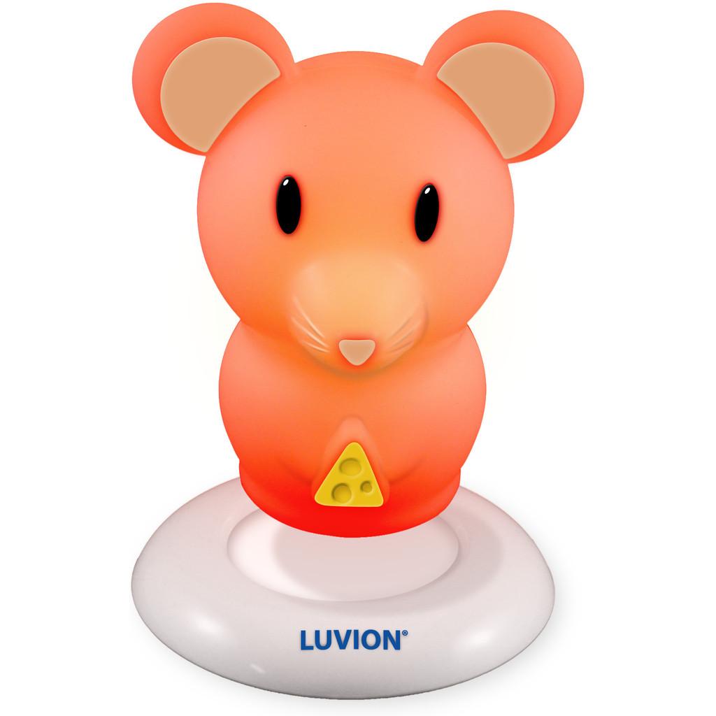 Luvion LED Nachtlampje Muis
