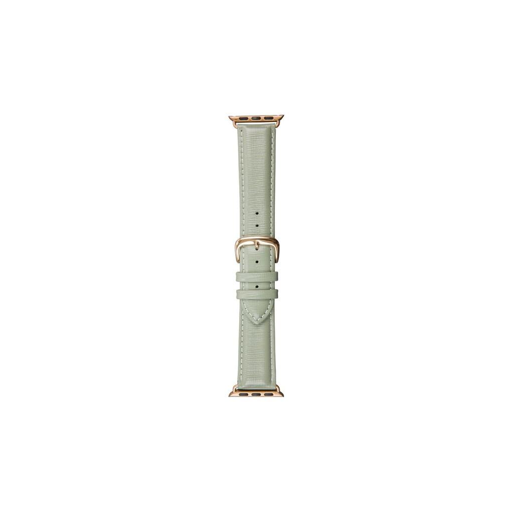 DBramante1928 Madrid Apple Watch 38mm Leren Horlogeband Groen kopen