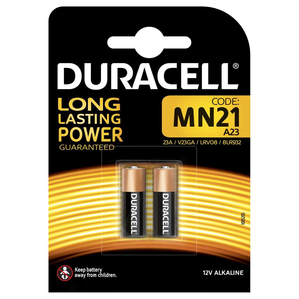 Duracell Specialty Alkaline MN21-batterij 12V 2 stuks