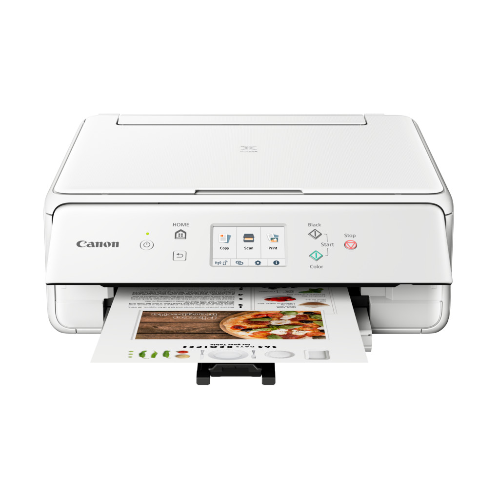 Canon Pixma TS6251 printer Wit