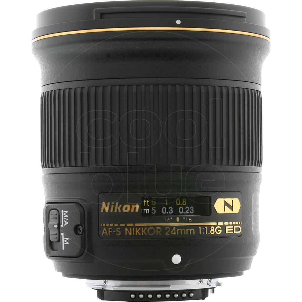 Nikon AF-S Nikkor 24mm f-1.8G ED