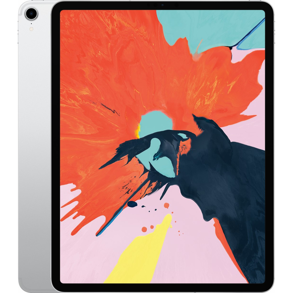 Apple iPad Pro 12,9 inch (2018) 512 GB Wifi + 4G Zilver