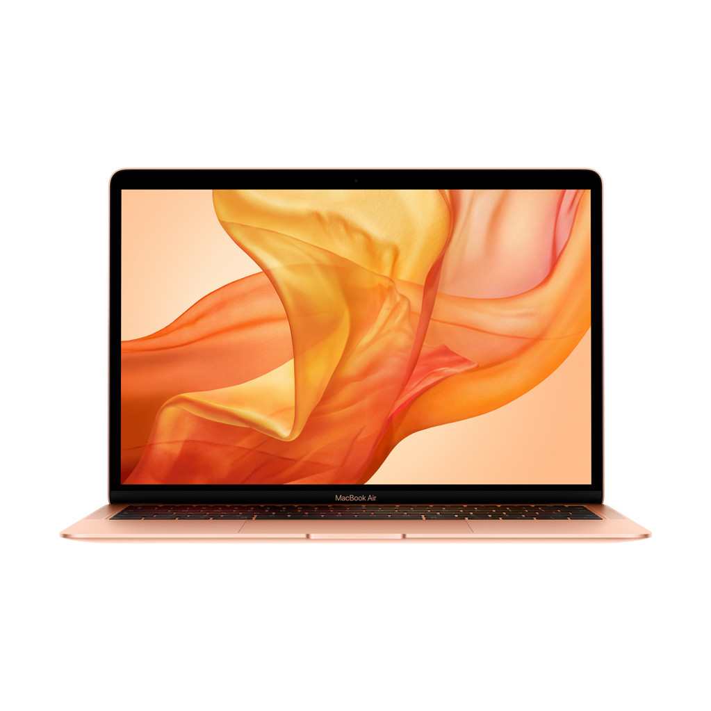MacBook Air 13-inch (2018) 1.6GHz 128GB 8GB Goud