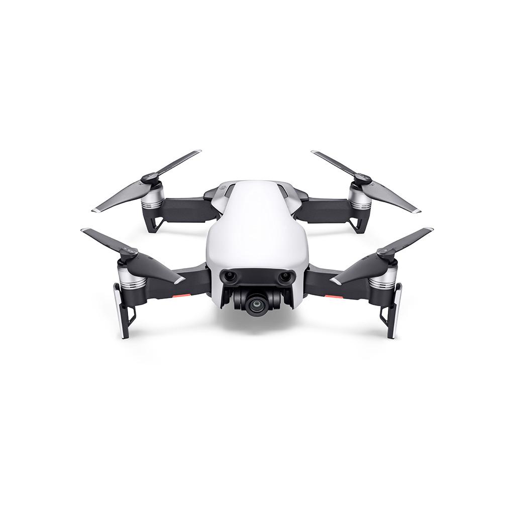 DJI Mavic AIR Arctic White-12 megapixels, filmt in 4K  Met afstandsbediening  3 assige beeldstabilisatie
