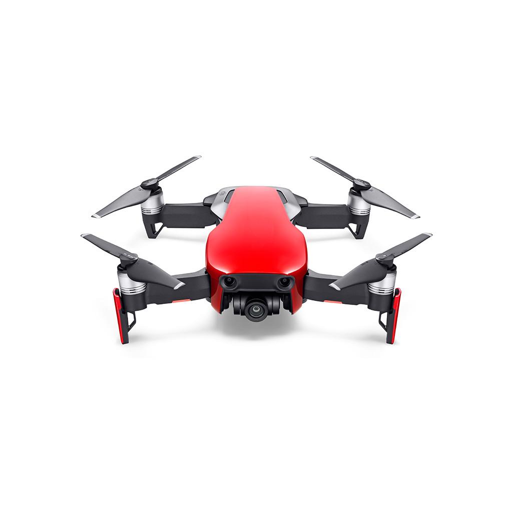 DJI Mavic AIR Flame Red-12 megapixels, filmt in 4K  Met afstandsbediening  3 assige beeldstabilisatie
