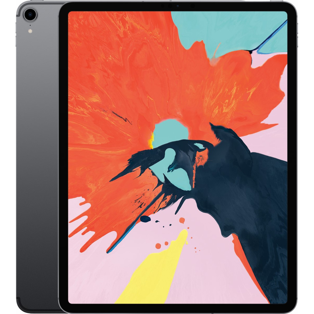 iPad Pro 11-inch WiFi 512GB Spacegrijs