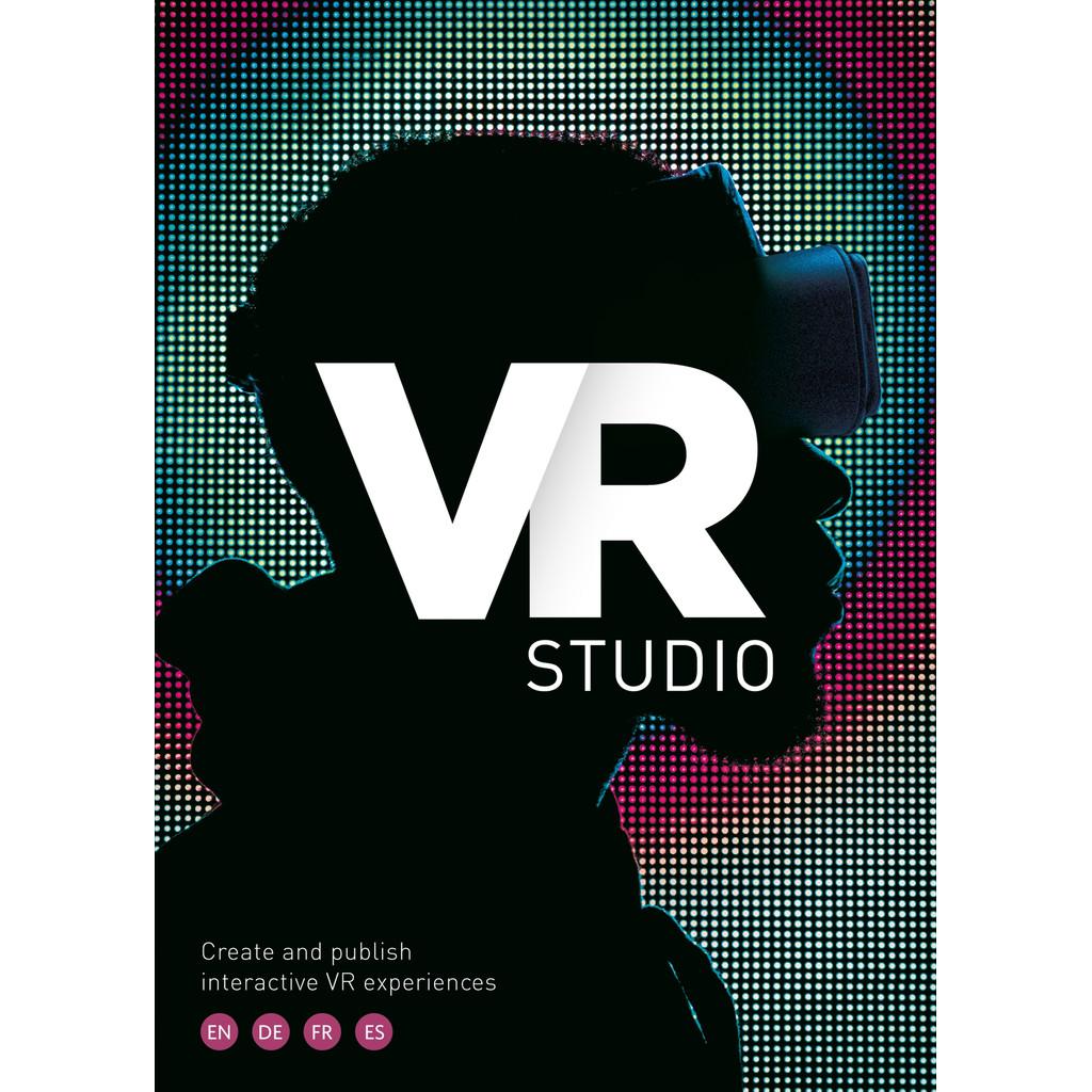 Afbeelding van Magix VR studio PC bewerkingssoftware