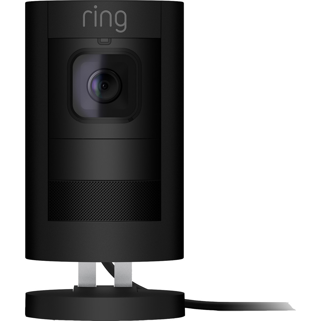 Ring Stick Up Cam Wired Zwart