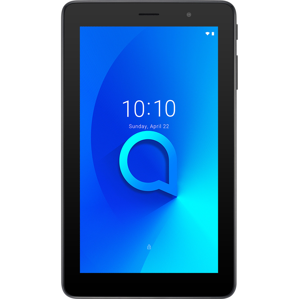 Afbeelding van Alcatel 1T7 Zwart tablet