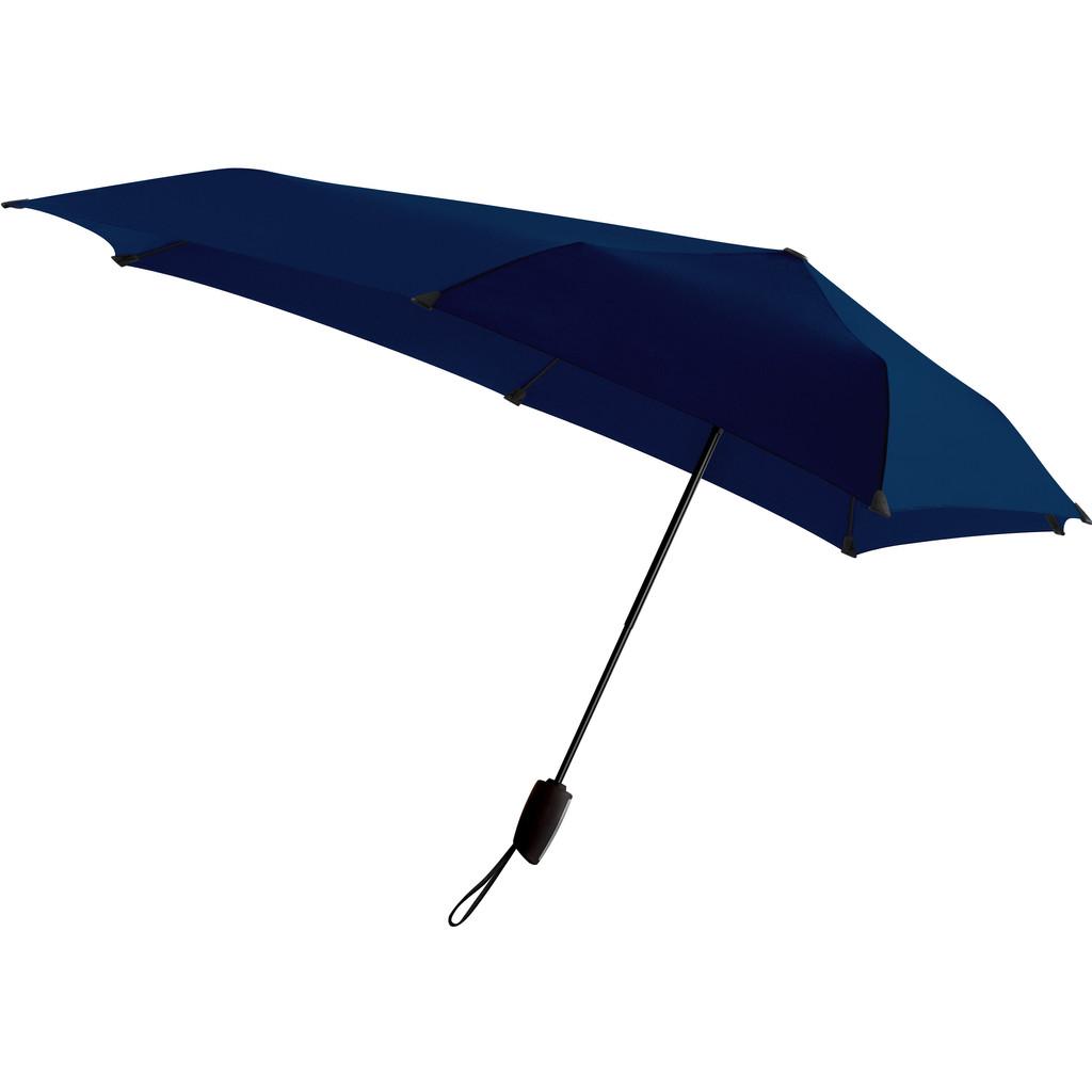 Senz Automatic stormparaplu midnight blue