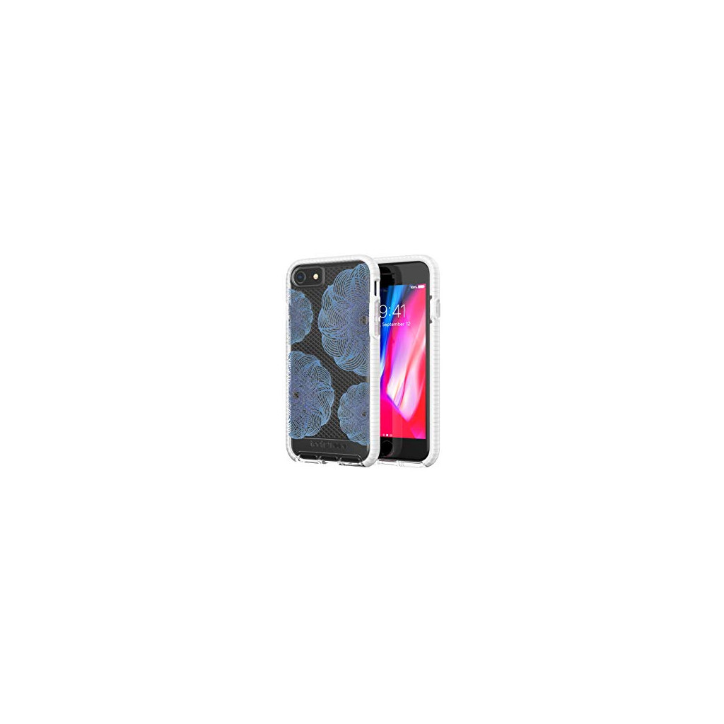 Tech21 Evo Check Evoke iPhone 8-7 Blauw