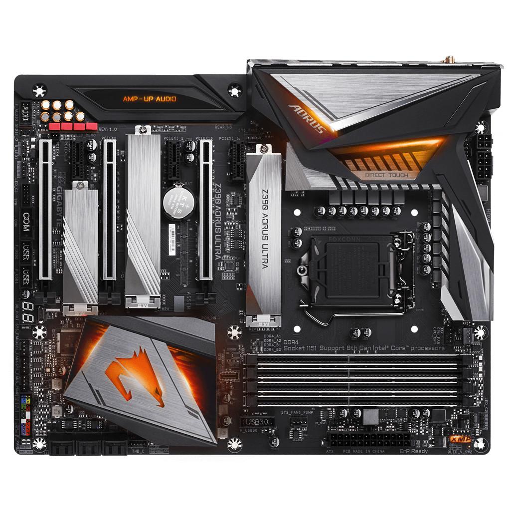 Gigabyte Z390 AORUS Ultra kopen