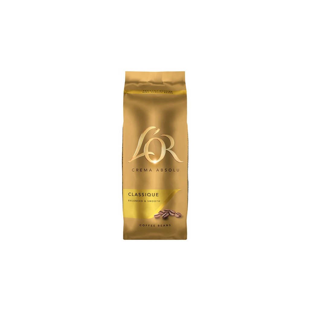 L'OR Crema Absolu koffiebonen 500 gram