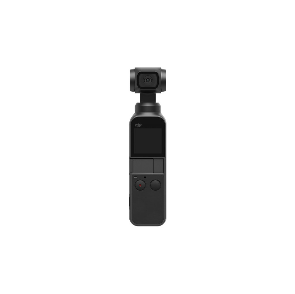 DJI Osmo Pocket-4K met 60 frames per seconde  12 megapixel foto's   3 assige beeldstabilisatie