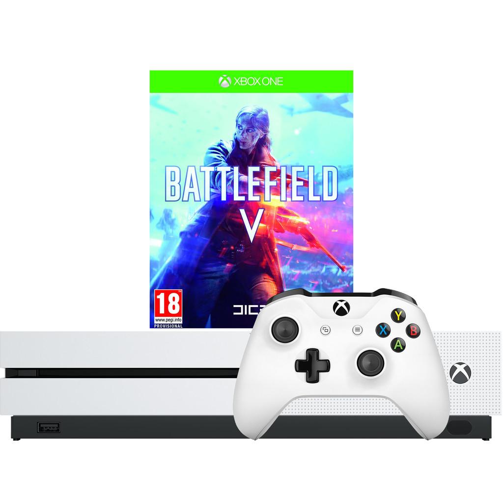 Xbox One S 1TB Battlefield 5-