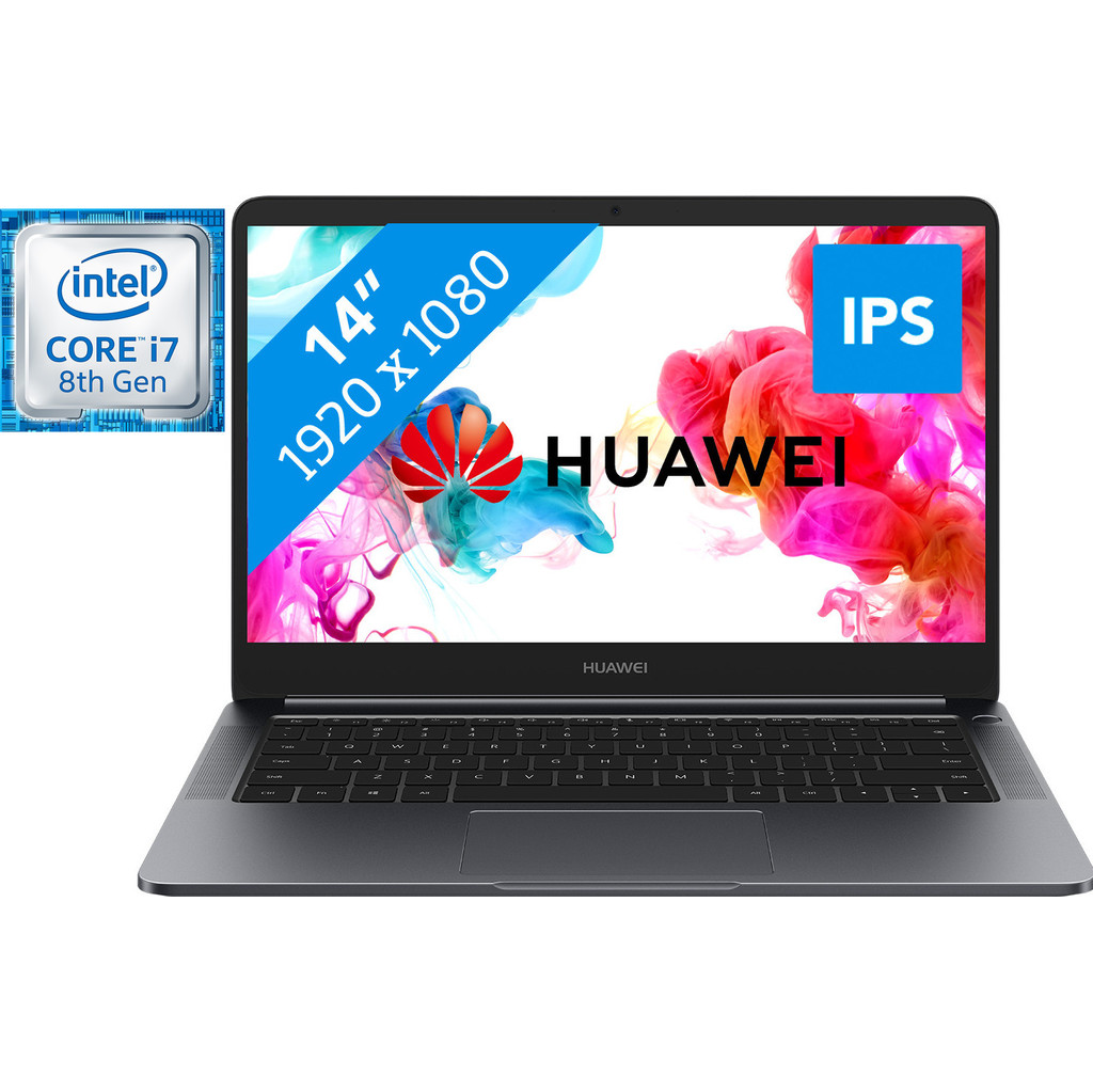 Huawei MateBook D 14'' VLT-W60B