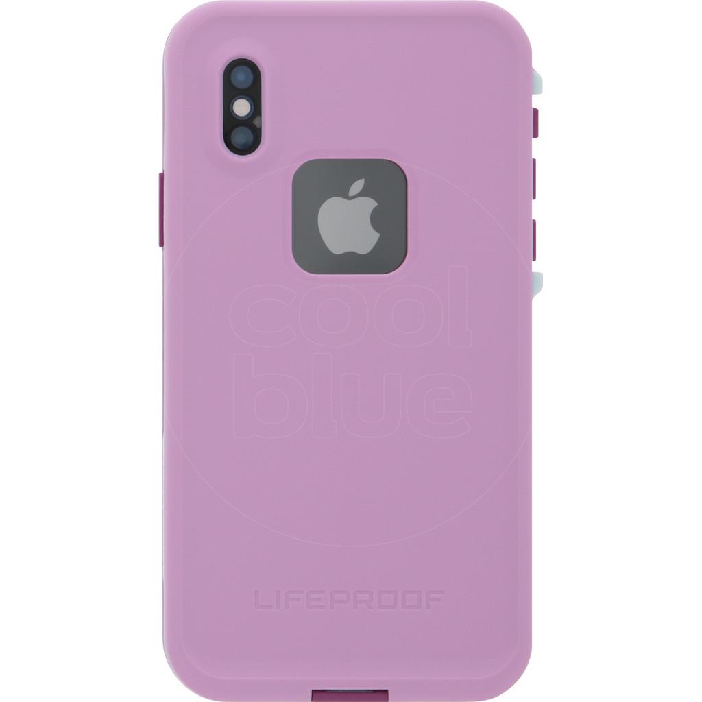 Lifeproof Fre Apple iPhone Xs Full Body Roze