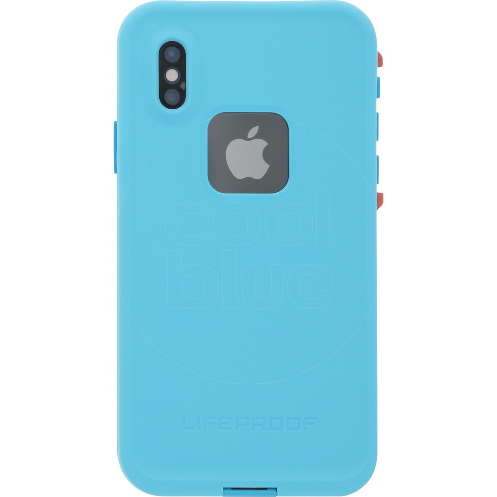 Lifeproof Fre Apple iPhone XS Full Body Blauw