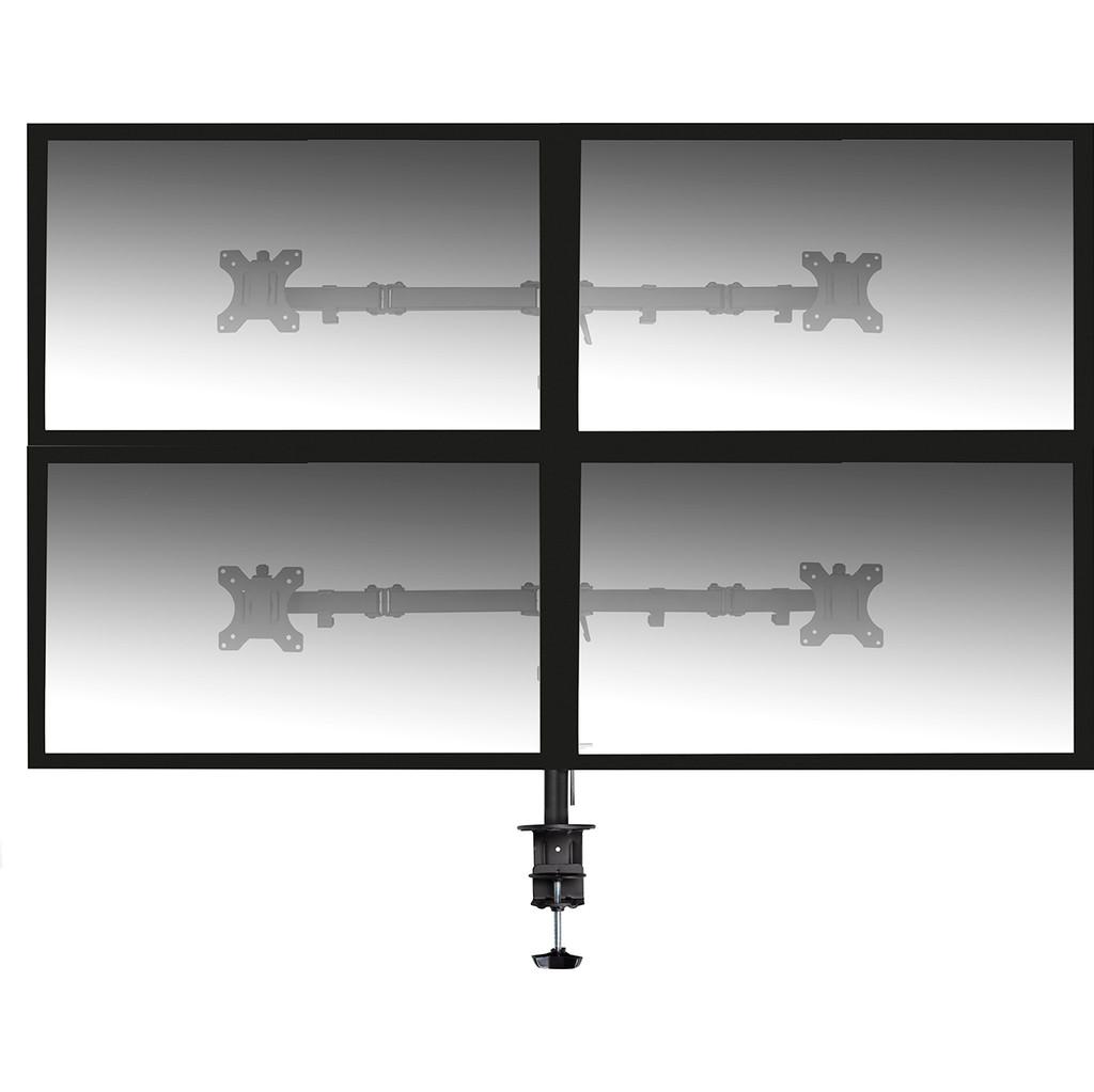 Ewent EW1514 Monitor Beugel voor 4 Monitoren kopen