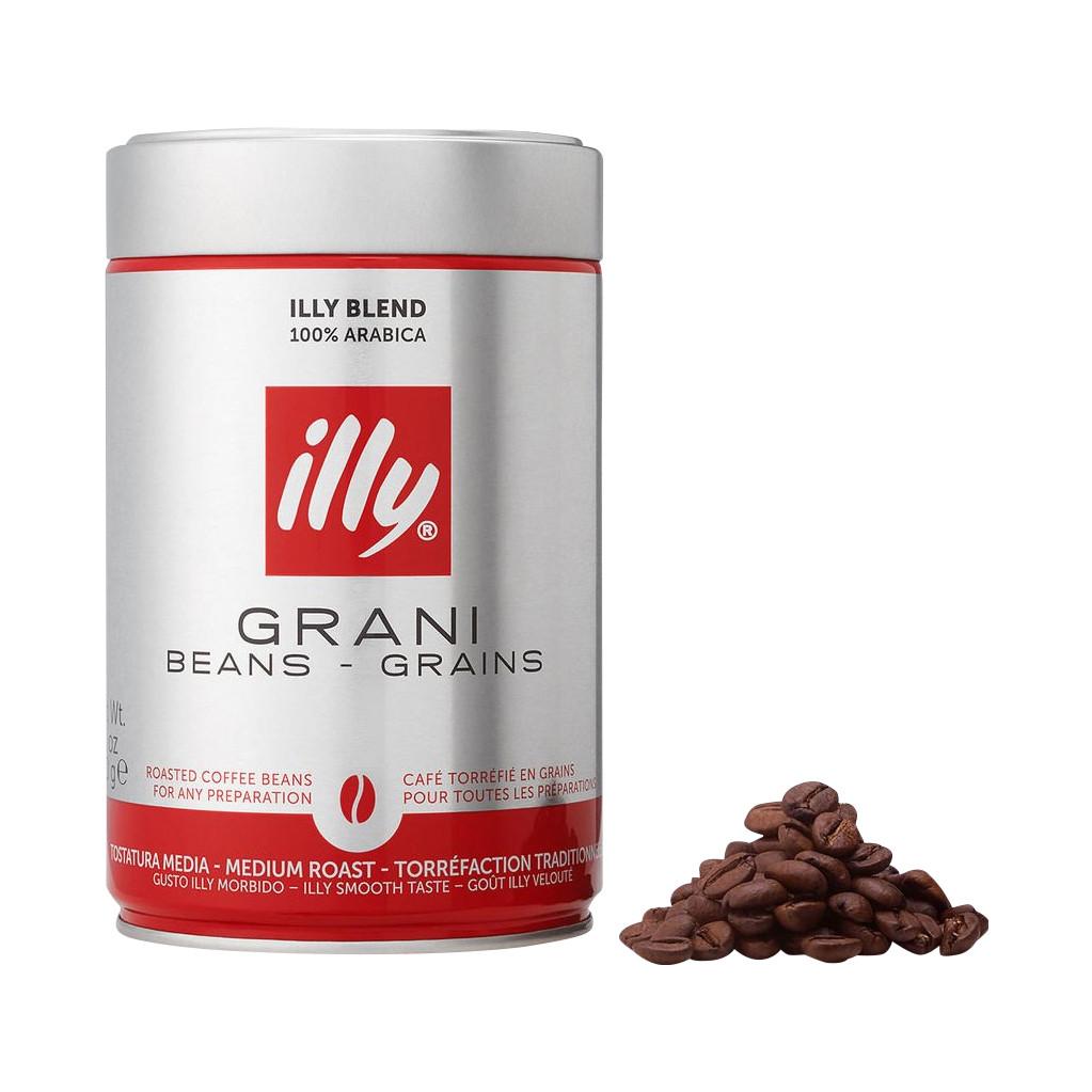 Illy Koffiebonen Normaal 250 gram kopen